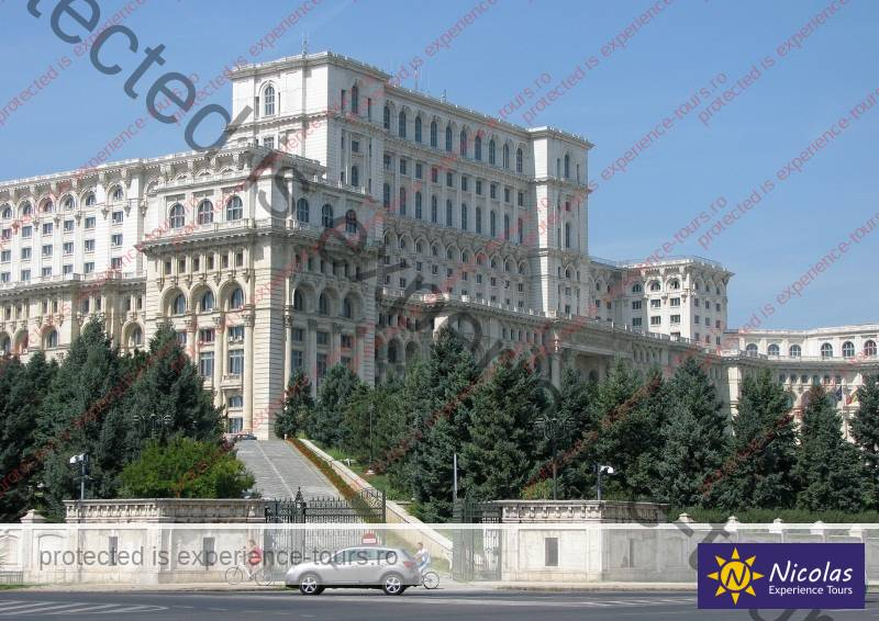 Peoples-House Ceausescu Romania