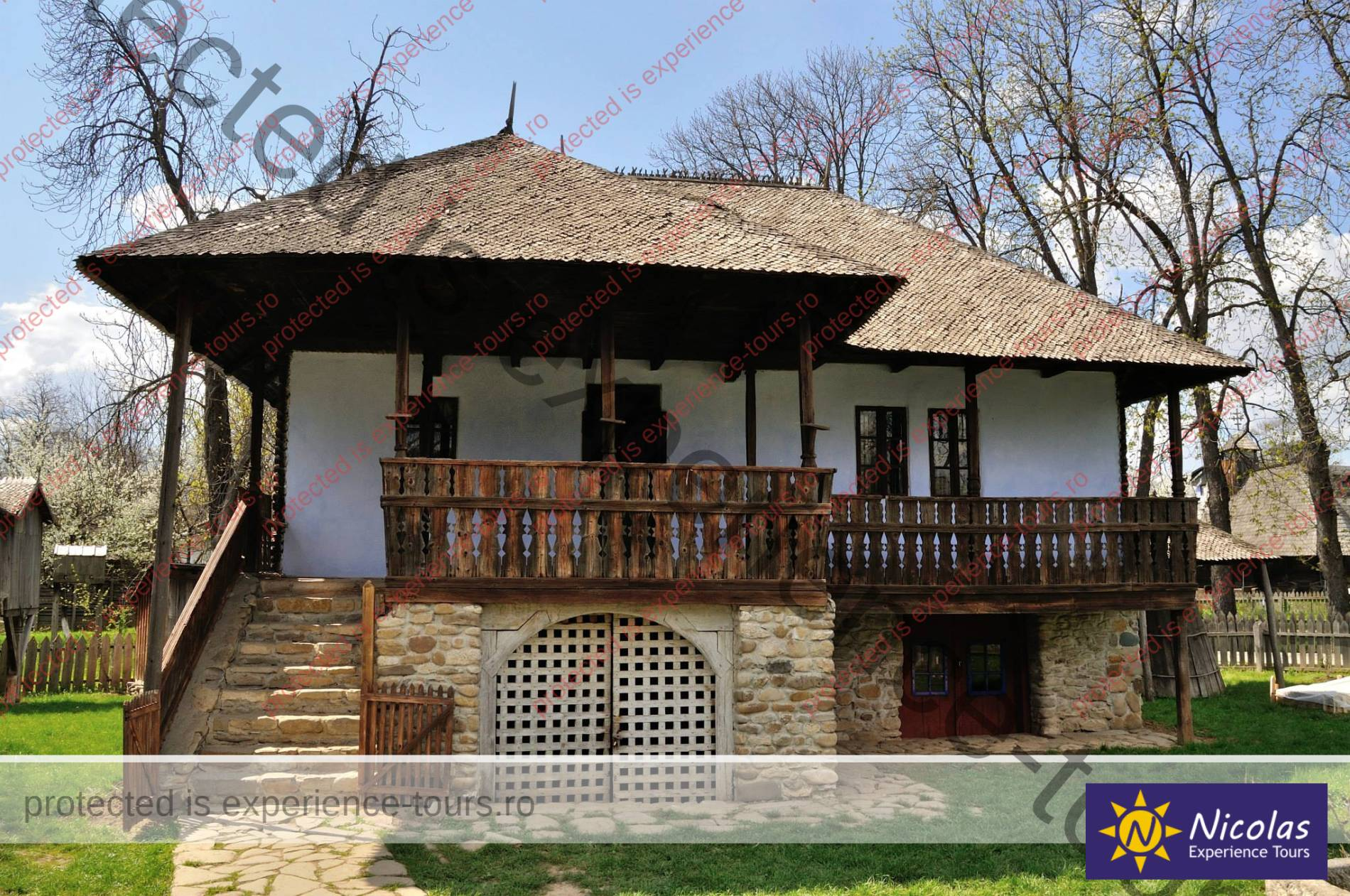 Bucharest National Village Museum Romania tours
