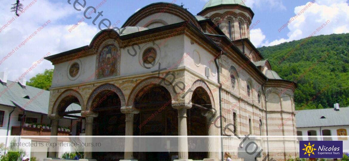 Private Tour to Cozia Monastery