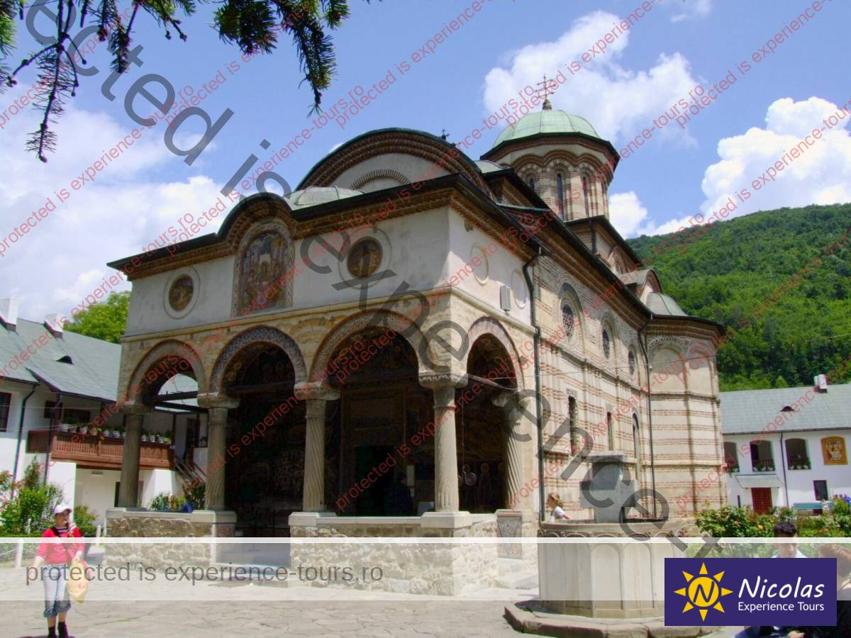 Private Trip To Cozia Monastery