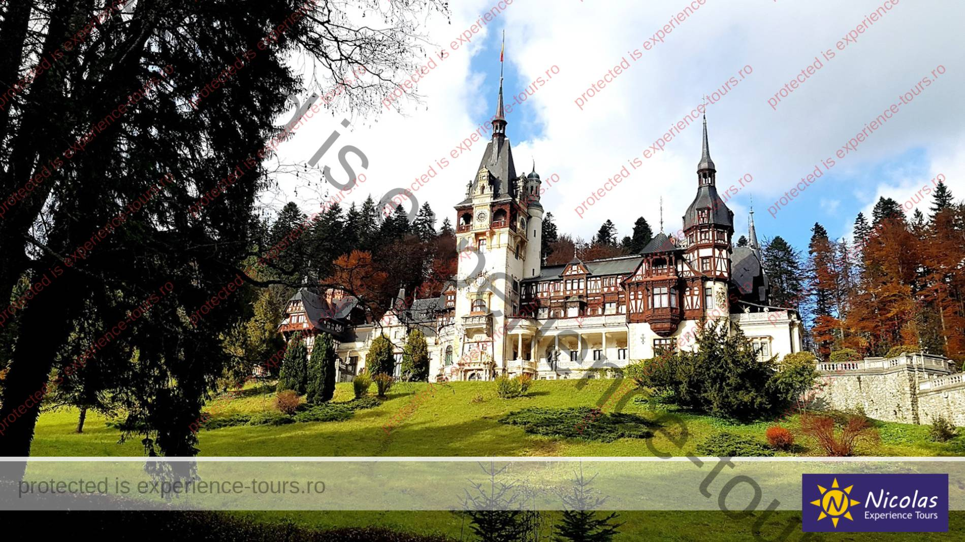Peles Castle Romania privateTrips