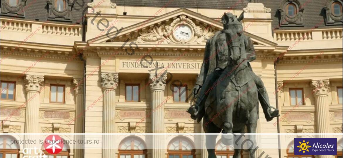 Bucharest private tours by Nicolas
