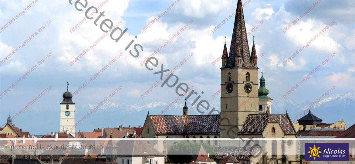 Evangelic Cathedral Sibiu Private Tour