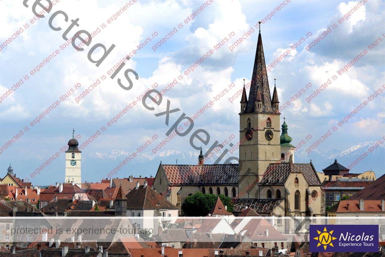 Sibiu Evangelic Cathedral