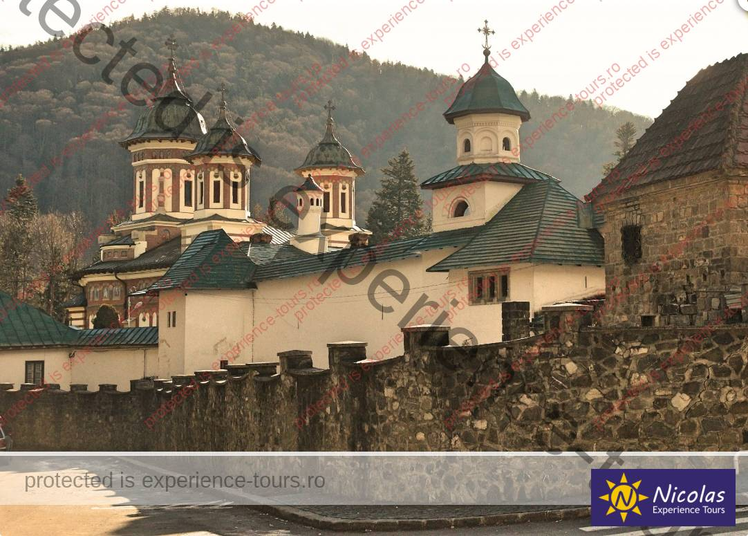 Private trip to Sinaia Monastery
