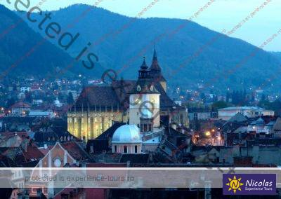 Private trip to Brasov