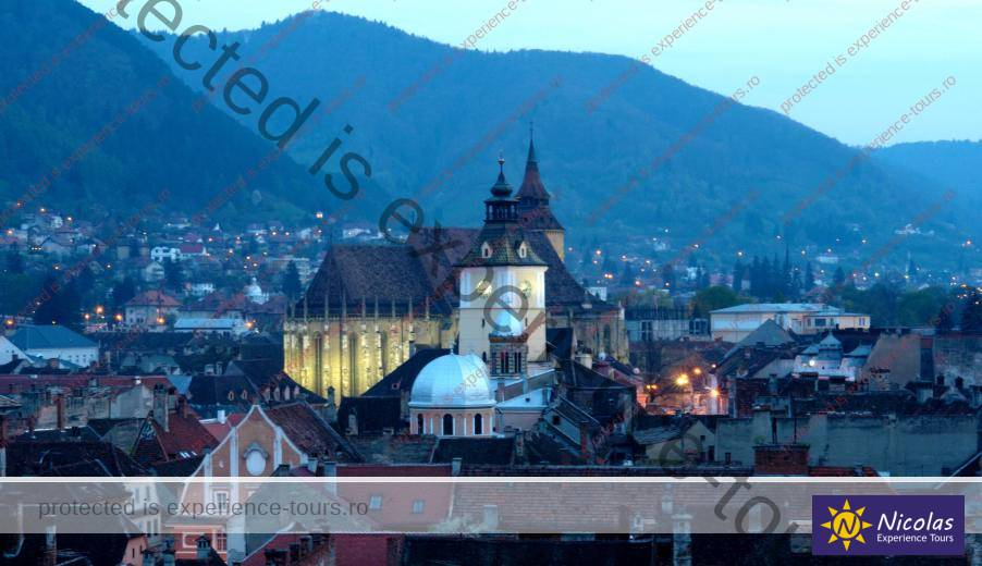 Brasov private tour and guide