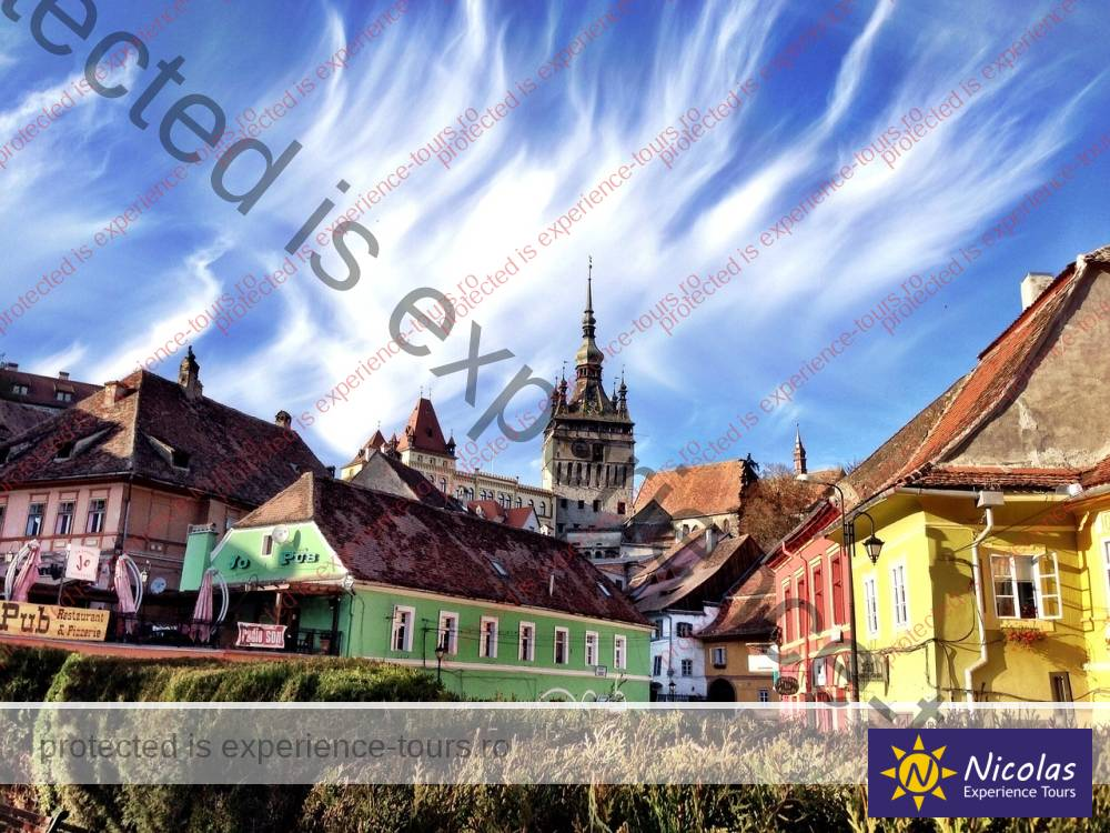 Sighisoara Medieval Village private Day Trips