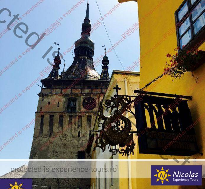 Private Trip To Sighisoara Citadel