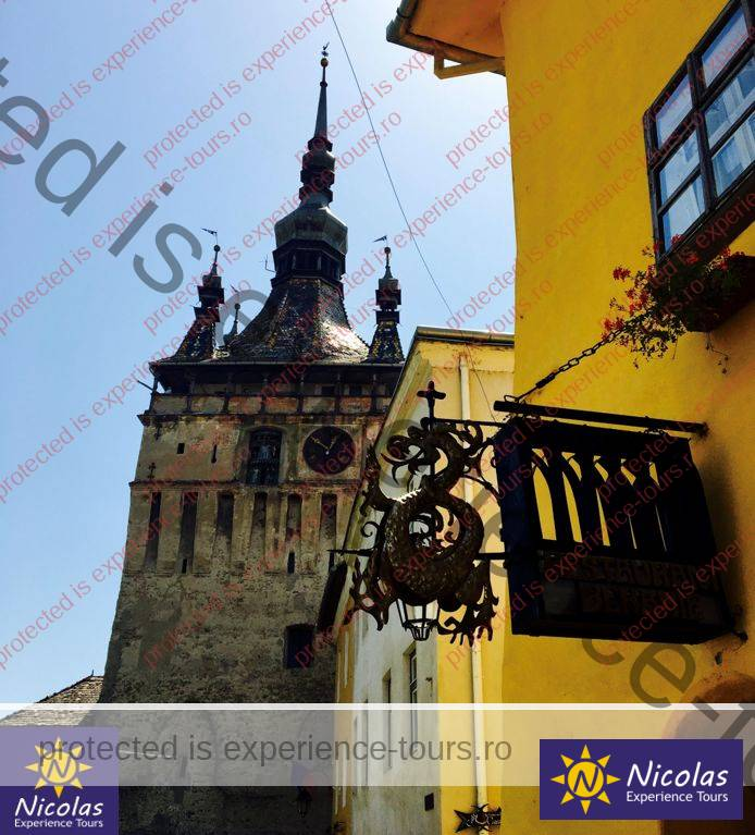 Sighisoara Roamania tours