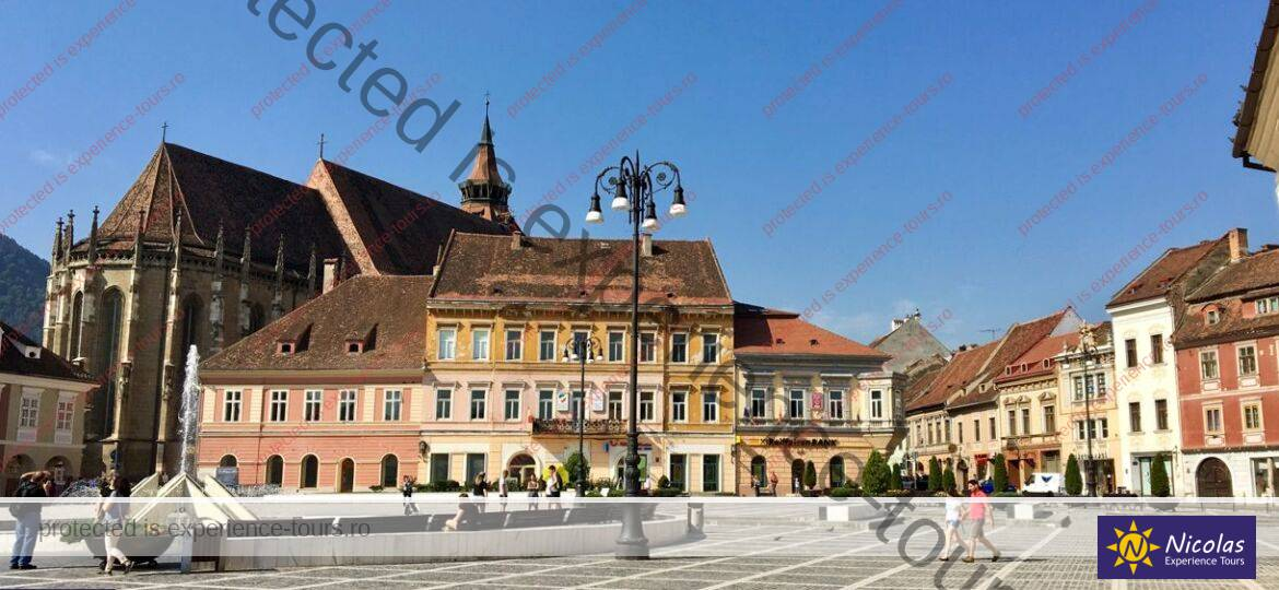 Private Trip to Brasov old town